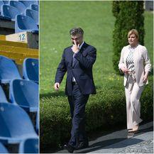Andrej Plenković i Kolinda Grabar-Kitarović (Foto: Pixsell)