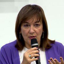 Zastupnica u EP Dubravka Šuica (Foto: Dnevnik.hr)