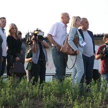 Promatrači neizgrađenog Ljeta na Savi (Foto: Dnevnik.hr)