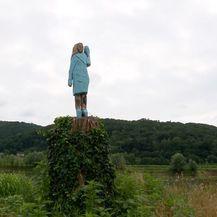Skulptura Melanie Trump (Foto: Dnevnik.hr) - 5