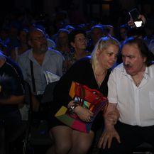 Mišo Kovač i supruga Lidija (Foto: Ivo Cagalj/PIXSELL)