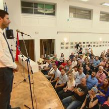 Osnivačka skupština Stranke Ivana Pernara (Foto: Dnevnik.hr)