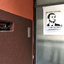 Fakultet političkih znanosti u Zagrebu (Foto: Marko Lukunic/PIXSELL)