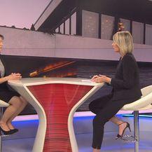 Dalija Orešković i Sabina Tandara Knezović (Foto: Dnevnik.hr)