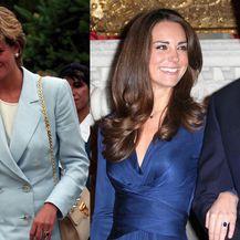 Catherine Middleton i princeza Diana - 2