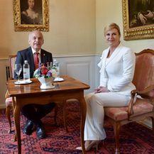 Hrvatska predsjednica u posjetu Švicarskoj (Foto: Ured Predsjednice)