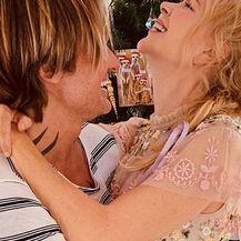 Nicole Kidman i Keith Urban (Foto: Instagram)