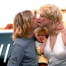 Courtney Love i Kurt Cobain (Foto: Profimedia)