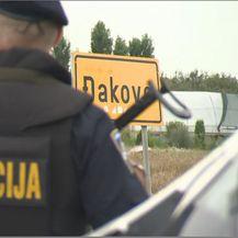 Policija nastavlja potragu za ubojicom u Đakovu (Foto: Dnevnik.hr)