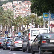Velike kolone na ulazu u Split (Foto: Arhiva/Ivo Cagalj/Pixsell)