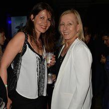 Martina Navratilova i Julija Lemigova (Foto: Profimedia)