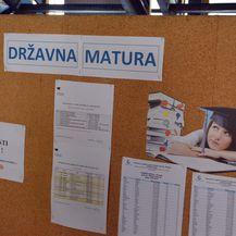 Državna matura (Foto: Ivica Galovic/PIXSELL)