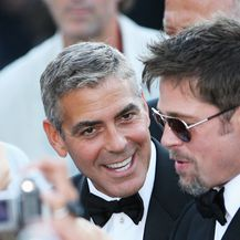 George Clooney i Brad Pitt (Foto: Getty Images)