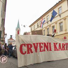 Prosvjed protiv zagrebačkog GUP-a (Foto: Dnevnik.hr)