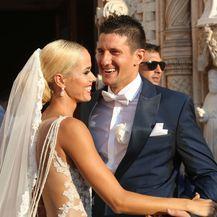 Vjenčanje Antonije Mišure (Foto: Duško Jaramaz/Pixsell)