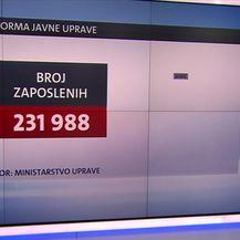 Što čeka novog ministra uprave? (Video: Dnevnik Nove TV)