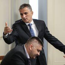 Ministar državne imovine Goran Marić (Foto: Jurica Galoic/PIXSELL)