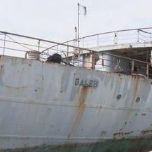 Titov brod Galeb (Foto: Dnevnik.hr) - 1