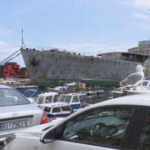 Titov brod Galeb (Foto: Dnevnik.hr) - 2