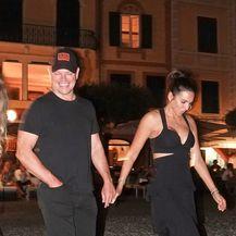 Matt Damon i Luciana Barroso (Foto: Profimedia)