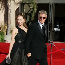 Harrison Ford i Calista Flockhart (Foto: Getty Images)