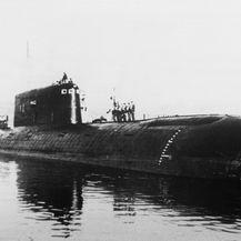 Potonula ruska podmornica (Video: AFP)