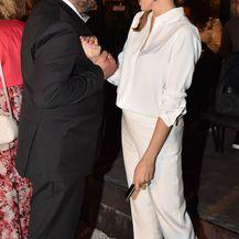 Lejla Filipović na otvorenju Filmskog festivala u Puli