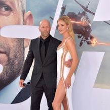 Rosie Huntington-Whiteley i Jason Statham (Foto: Profimedia)