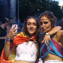 Djevojke na Ultri (Foto: Ivo Čagalj/Pixsell)