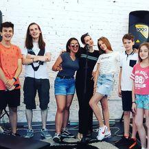 A cappella sastav iz Sarajeva na audiciji za Supertalent (Foto: Instagram)