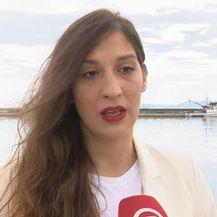 Riječka gradska zastupnica HDZ-a Ivona Milinović (Foto: Dnevnik.hr)