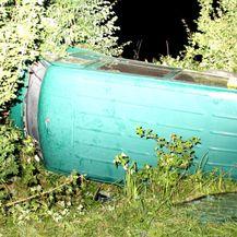 Prometna nesreća automobil (Foto: Dnenvik.hr)
