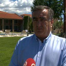 Boris Žgomba iz Udruženja putničkih agencija (Foto: Dnevnik.hr)