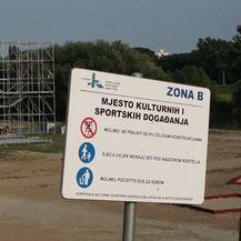 Gradnja Ljeta na Savi (Foto: Dnevnik.hr) - 3
