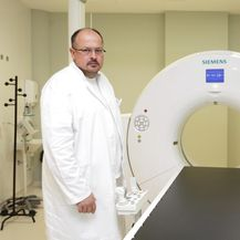 Ravnatelj Radiochirurgije Zagreb Dragan Schwarz (Foto: Luka Stanzl/PIXSELL)