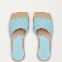 Sandale četvrtastog oblika Bottega Veneta - 5