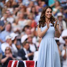 Kombinacija Catherine Middleton za finale Wimbledona - 3