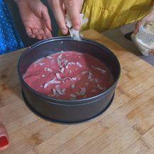 Torta koju je Ecija Ojdanić pripremila u emisiji Zdravlje na kvadrat (Foto: Dnevnik.hr) - 1