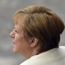 Njemačka kancelarka Angela Merkel (Foto: AFP)