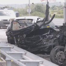 Nesreća na naplatnim kućicama Sv. Helena (Foto: Dnevnik.hr) - 1