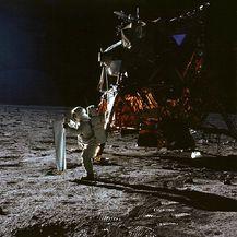 Apollo 11 na Mjesecu (Foto: Arhiva/AFP)