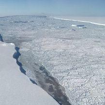 Ledena santa A68 (Foto: AFP PHOTO / NASA/NASA ICE)