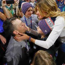 Gisele Bundchen i Tom Brady (Foto: Instagram)