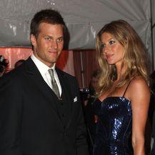 Gisele Bundchen, Tom Brady (Foto: AFP)