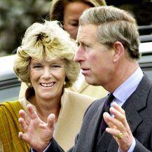 Camilla Parker Bowles i princ Charles (Foto: AFP)