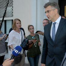 Premijer Andrej Plenković (Foto: Dalibor Urukalovic/PIXSELL)