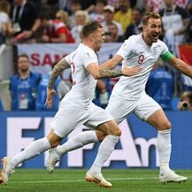 Trippier i Kane slave gol (Foto: AFP)