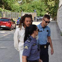 Privođenje osumnjičenog za ubojstvo njemačkog turista (Foto:Pixsell,Dusko Marusic) - 6