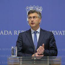 Premijer Plenković predstavio nove ministre povodom rekonstrukcije vlade (Foto: Tomislav Miletic/PIXSELL)