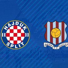 Hajduk - Gzira United (Foto: GOL.hr)